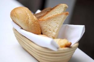 brödkorg foto