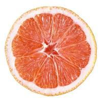 skiva grapefrukt foto