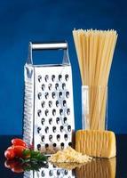 pastaingredienser foto