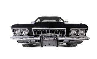 klassisk amerikansk bil foto