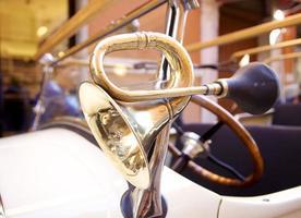 gammalt horn