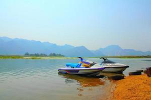 motorbåt foto