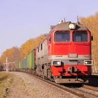 tåg. foto