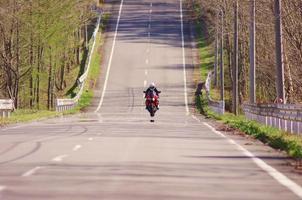 motorcykel foto