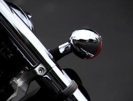 motorcykelspegel foto