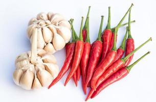råmaterial för matlagning. foto