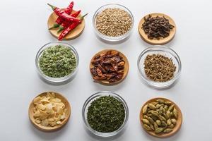 kryddor för matlagning