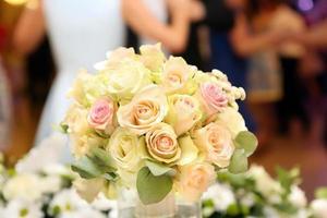 bröllopsfirande foto