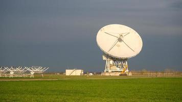 vla väldigt stort radioteleskop foto