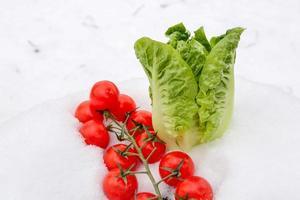 vintergrönsaker foto