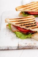 blt smörgås foto