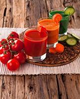 färska juice