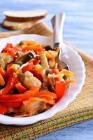 kokta grönsaker foto