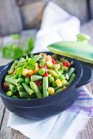 blanda grönsaker foto
