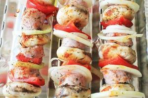 shish kebab foto
