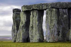 stenhenge stenar foto
