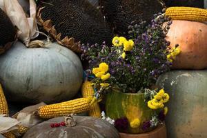 stilleben för grönsaker foto