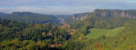 utsikt över bergen gamrig foto
