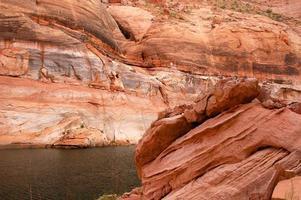 sjön Powell foto