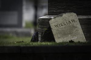 gravsten för william