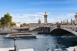 floden Seine foto