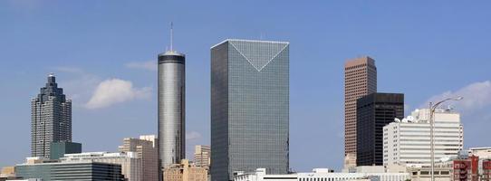 downtown Atlanta foto