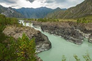 Katun River foto