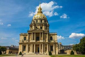 napoleons grav, Paris france foto