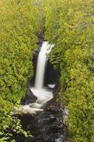 kaskadflod vattenfall foto