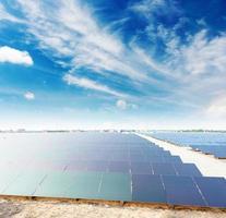 fotovoltaiska paneler foto