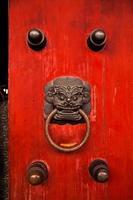 hanshan tempel, suzhou, porslin foto