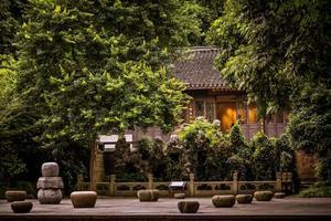 Hangzhou stad foto