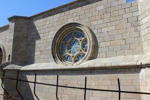 katedralen för det heliga korset och helgonet Eulalia, Barcelona, Spanien