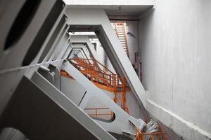 saint petersburg komplex för förebyggande av översvämningar foto