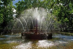 solbrunnen foto