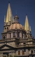 storstadskatedralen guadalajara mexico foto