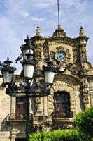 statliga regerings palats i guadalajara, jalisco, mexico foto