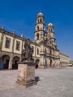 basilika vår dam av zapopan cathederal mexico foto