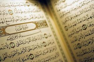 heliga koranen foto