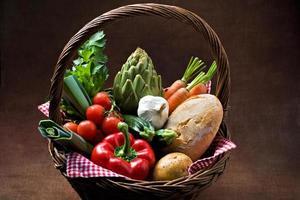grönsakskorg