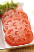 tomatsallad foto