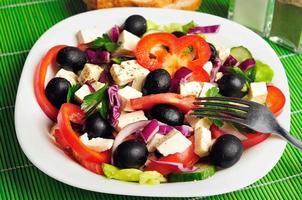 grönsakssallad