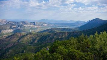 sardiska landskap foto