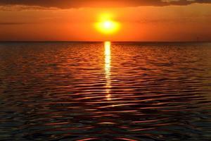 marinlandskap foto