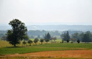 gettysburg, pa. landskap foto