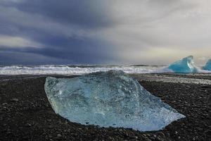 landskapet i Island