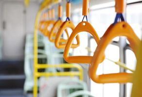 busshandtag foto