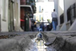 franska kvartalet - nya orleans foto