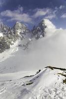 vintern i Alperna