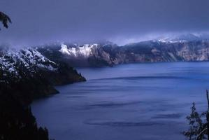 krater sjö